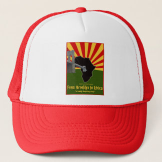 Brooklyn to Africa Trucker Hats