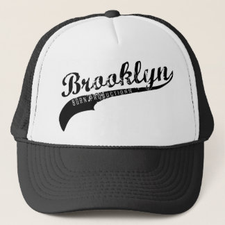 Brooklyn-Trucker Hat