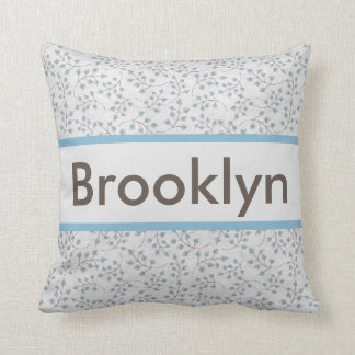 Brooklyn's Personalized Pillow