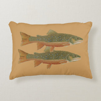 Brooks & Browns Pillow