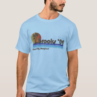 Brooks Fam - Ocean City T-Shirt