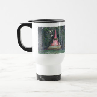 Brooks Memorial Fountain Travel Mug, Marshall Mich Travel Mug