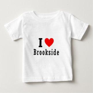Brookside, Alabama City Design Baby T-Shirt