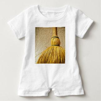 Broom Baby Romper