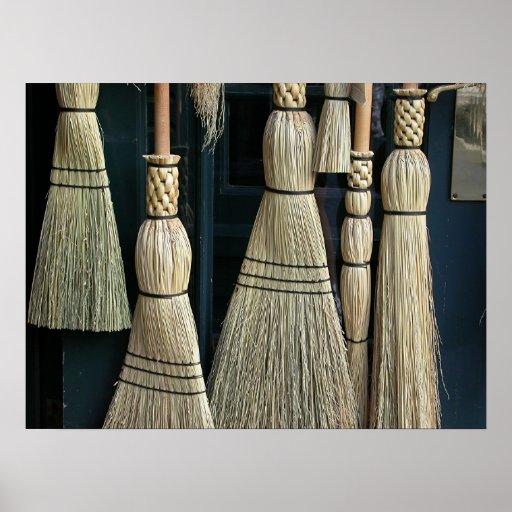 Broom Medley Poster