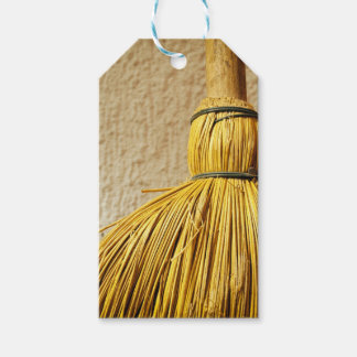 Broom Pack Of Gift Tags