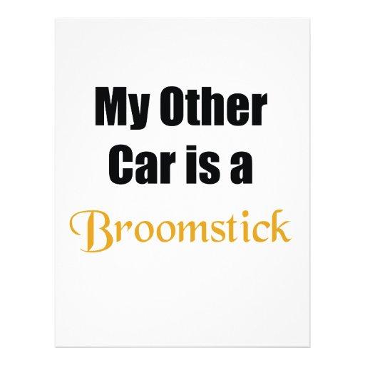 Broomstick Flyer