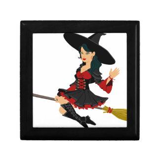Broomstick Gift Box