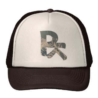 BROOTLYN Logo in Jungle Camo Trucker Hat