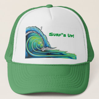 "brophy006big, Surf""s Up! Trucker Hat"