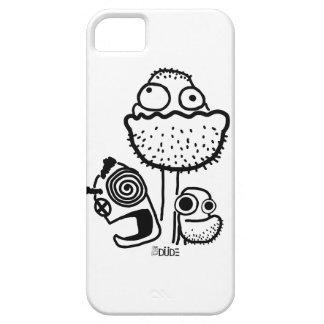 Bro's iPhone 5 Cover