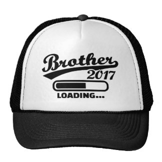 Brother 2017 trucker hat
