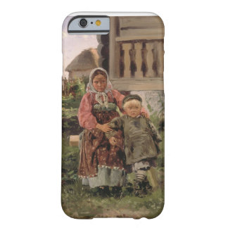 Brother and Sister, 1880 Barely There iPhone 6 Case