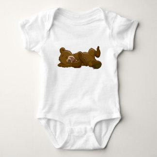 Brother Bear's Koda Laughing Disney Baby Bodysuit