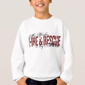Brother Hero - Fire & Rescue Sweatshirt