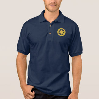 Brother-in-Blue Official Police Jersey Polo Shirt