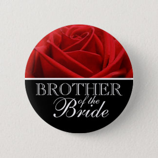 Brother Of The Bride Wedding Pins