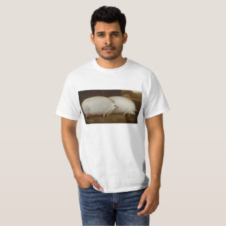 Brother Pig Spare Some Oats T-Shirt
