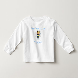 Brother to be Yippee Tee Shirt