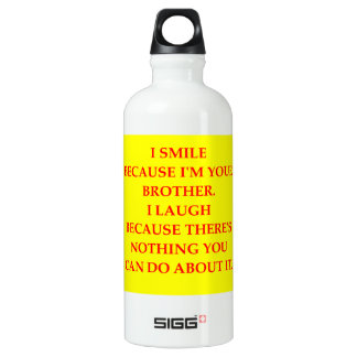 BROTHER WATER BOTTLE