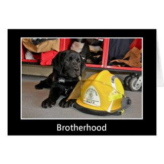 Brotherhood Card