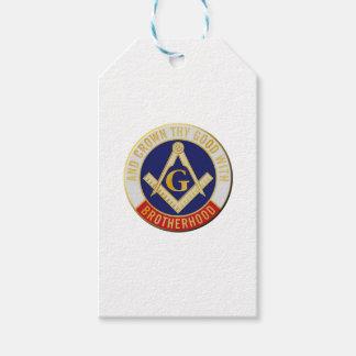 brotherhood gift tags