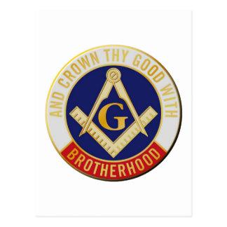 brotherhood postcard