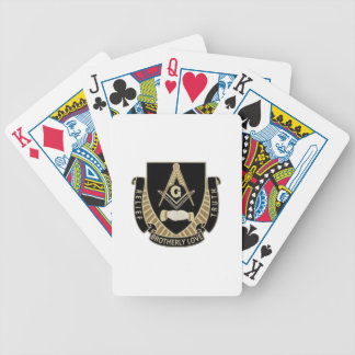 Brotherly Love Relief & Truth Bicycle Playing Cards