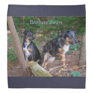 Brothers Always Head Kerchief