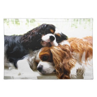 Brothers Cavaliers Placemat