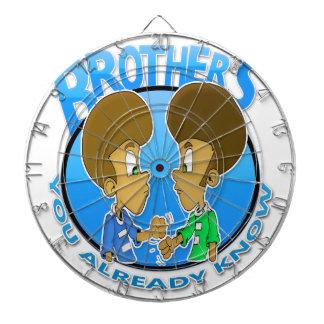 brothers dartboard