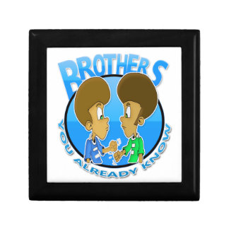 brothers gift box
