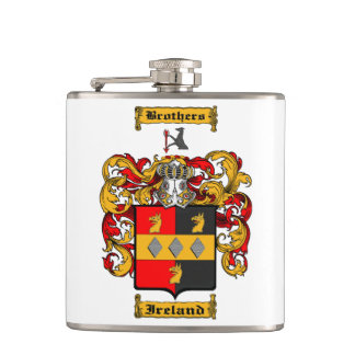 Brothers Hip Flask