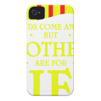 brothers life Case-Mate iPhone 4 case