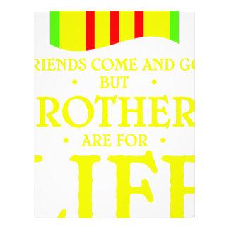 brothers life letterhead template