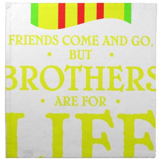 brothers life napkin
