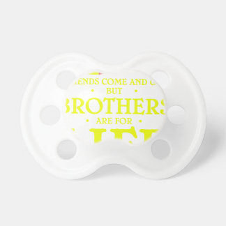 brothers life pacifier