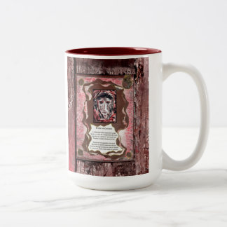 Brothers of Anger & Confusion Two-Tone Coffee Mug