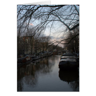 Brouwersgracht, Amsterdam Card