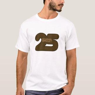Brown 25 T-Shirt