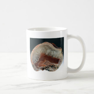 Brown Agate Coffee Mug