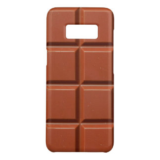 Brown Bar of Chocolate Case-Mate Samsung Galaxy S8 Case