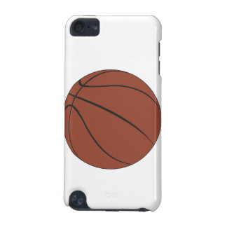 Brown Basketball iPod Touch Case