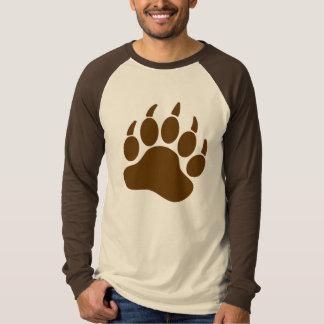 Brown Bear Pride Bear Claw (R) T-Shirt