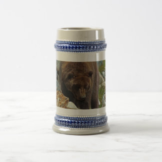 Brown Bear Stein