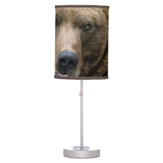 Brown Bear Table Lamp