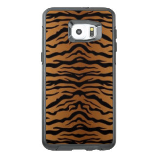 Brown Black Tiger OtterBox Samsung Galaxy S6 Edge Plus Case