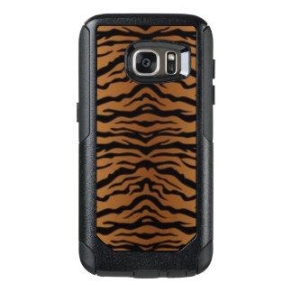 Brown Black Tiger OtterBox Samsung Galaxy S7 Case