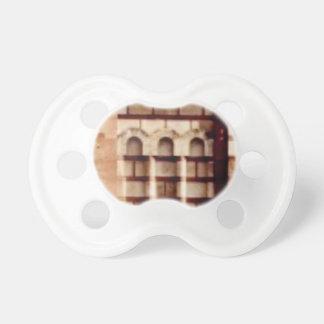 brown block window pacifier