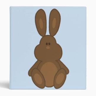 Brown Bunny Binder